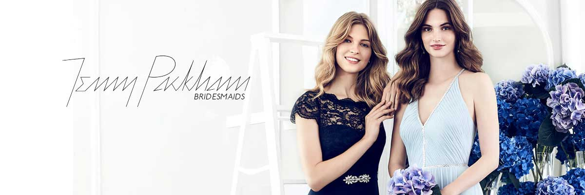 Jenny Packham Bridesmaids
