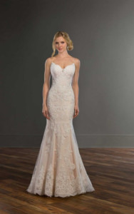 Martina Liana 992 Wedding Gown