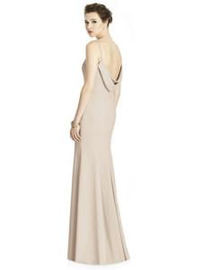 Dessy Studio Design Bridesmaid Style 4535