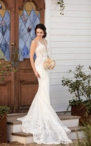 Martina Liana Bridal Dress 1013