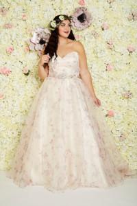 Callista Roseville Wedding Dress