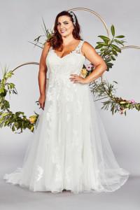 Callista San Tropez Bridal Gown