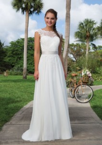 Sweetheart Bridal Dress 6116