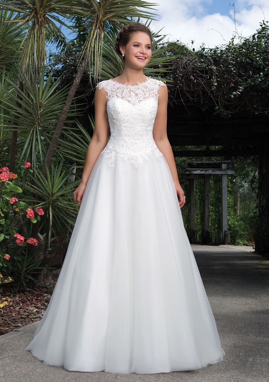 Sweetheart Bridal Gown Style 6127 Size 24 Mia Sposa Bridal Boutique