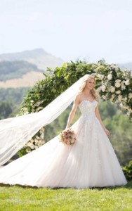 Martina Liana Bridal Dress 1048