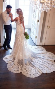 Martina Liana Bridal Gown 1078
