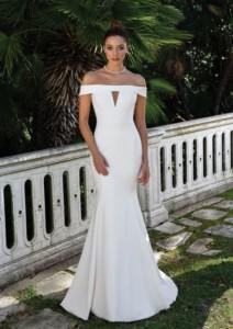 Justin Alexander 88115 Wedding Dress